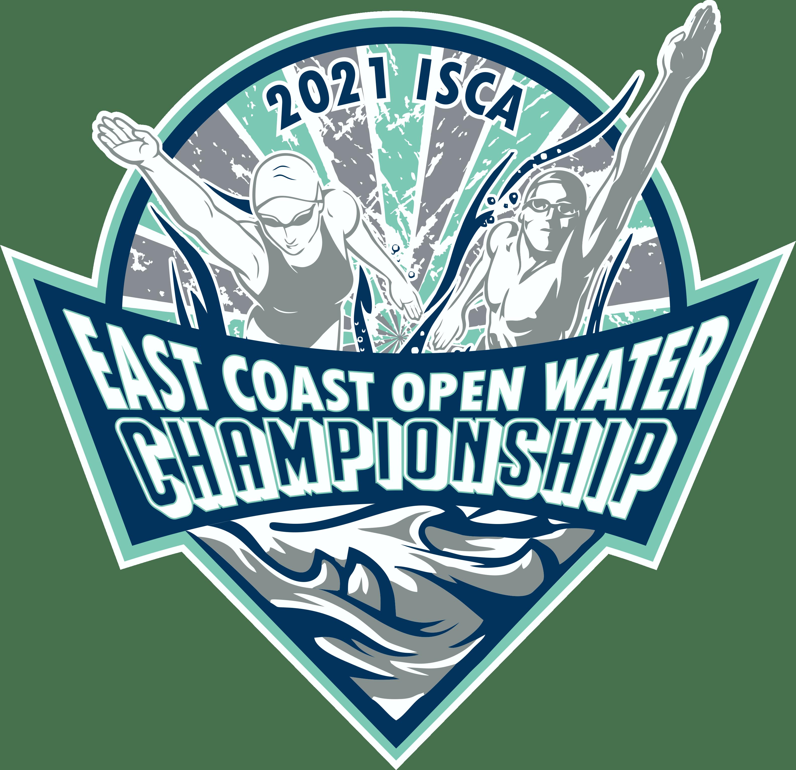 East Coast Open Water Championships logo