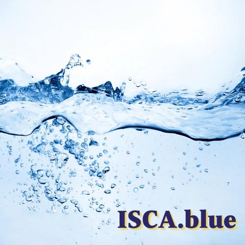 ISCA.blue logo square